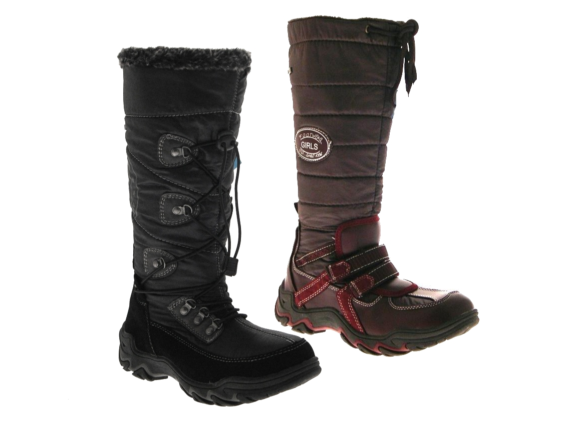 Excellent Extremely Functional Waterproof Winter Boot Is Comfortable, Super Lightwight And Feature A Faux Fur Lined Collar With A Side Zipper That Provides For Easy Donning And Removal Cross Laces On Front Are Functional As Well As Decorative It Also Has