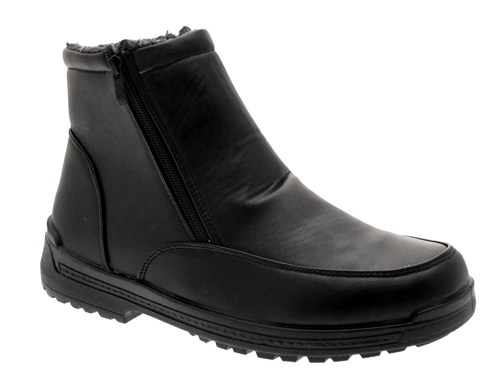 Warm Men Work Shoes