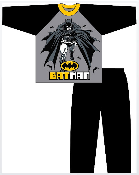 GIRLS-BOYS-KIDS-PJS-LONG-SLEEVED-PYJAMAS-TOP-PANTS-SET-CHILDRENS-SIZE-1-13-YEARS