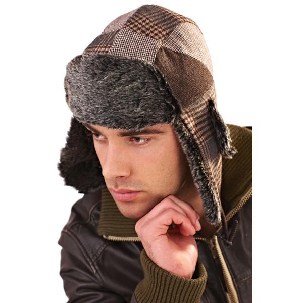 Mens Winter Trapper Hats