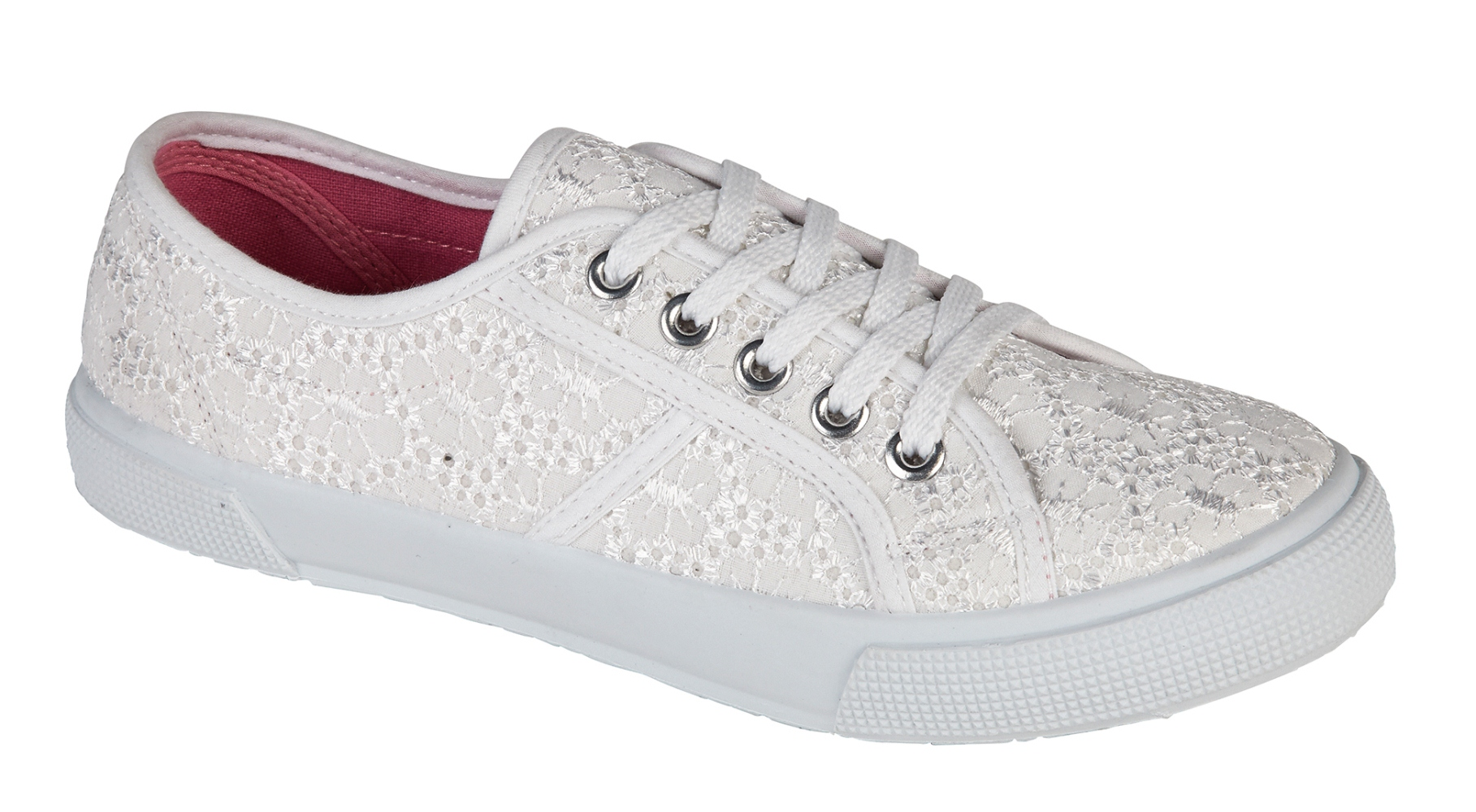 These lightweight, flexible bottom Veda Print Canvas Lace-Up Shoes feature an anatomically contoured footbed with exceptional support. Part of the Dansko Sanibel Collection, the Veda Print Canvas Lace-Up Shoes are part sneaker, part clog, in a light canvas design with lace-up styling.