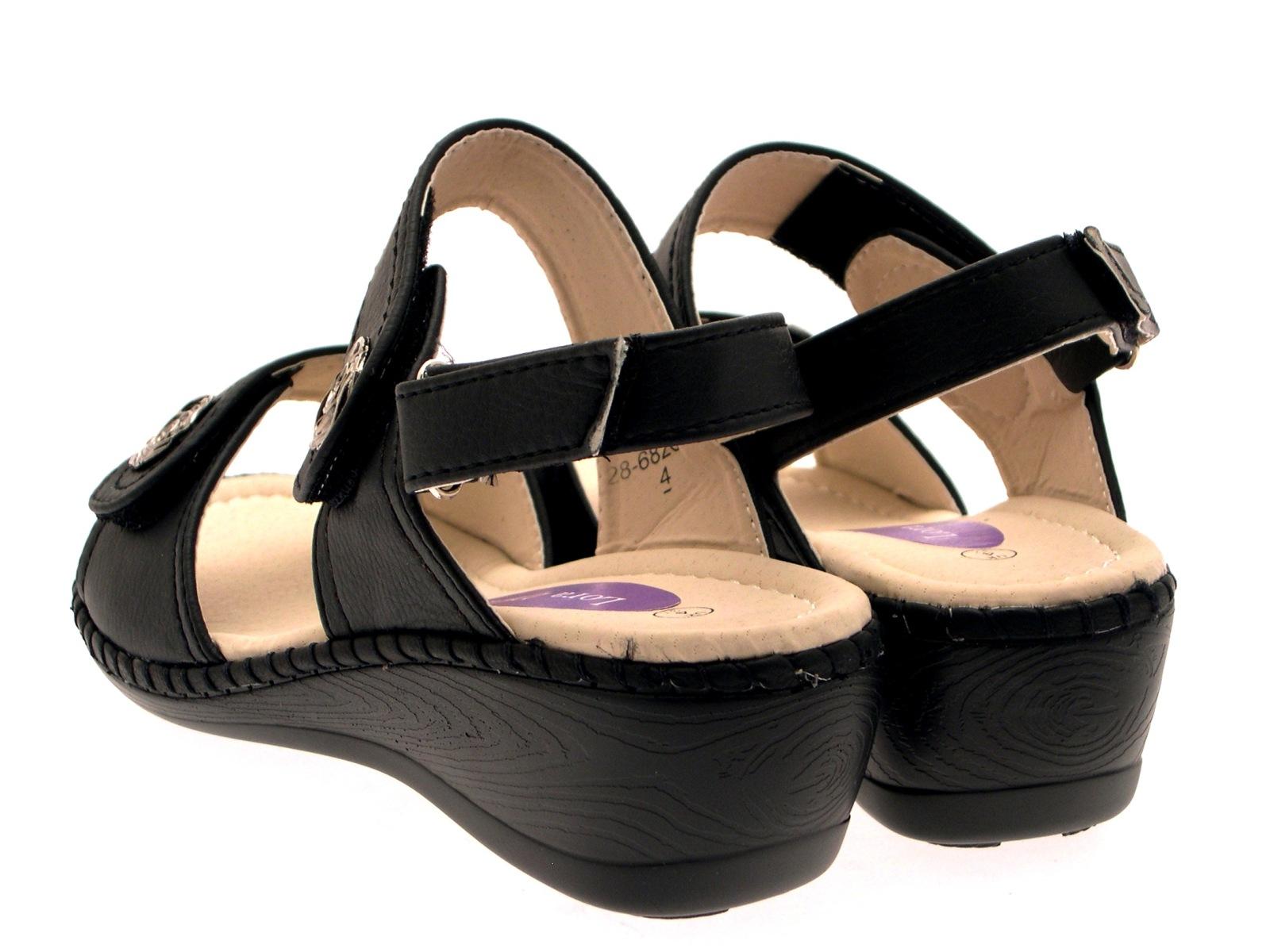 Luxury Womenu0026#39;s Flat Velcro Strap Sandal By Vionic At Walk In Style