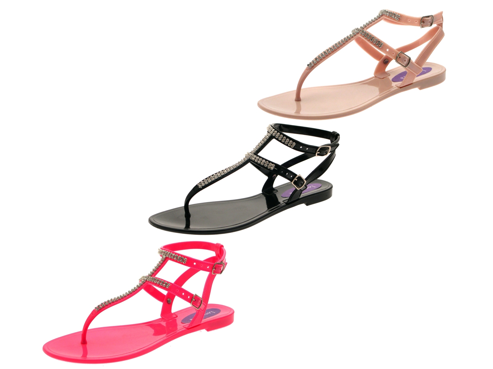 Excellent Guess Womens Brodi Double Ankle Strap Sandals In Black  Lyst