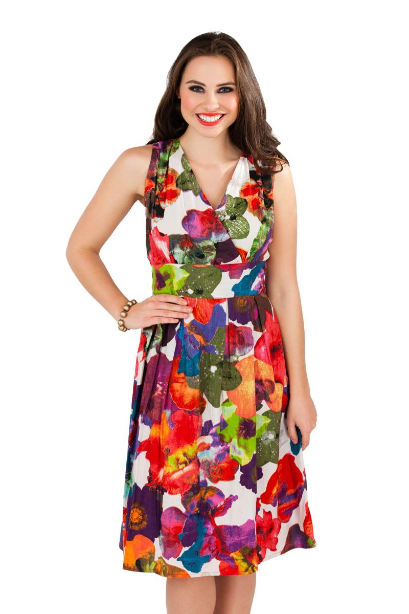 b2ba257c4e6afc Women   Clothing   Dresses   Lanz Strawberry Fields Dress