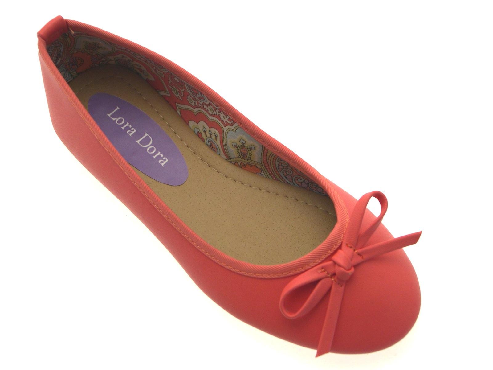 Girls Ballet Pump Shoes