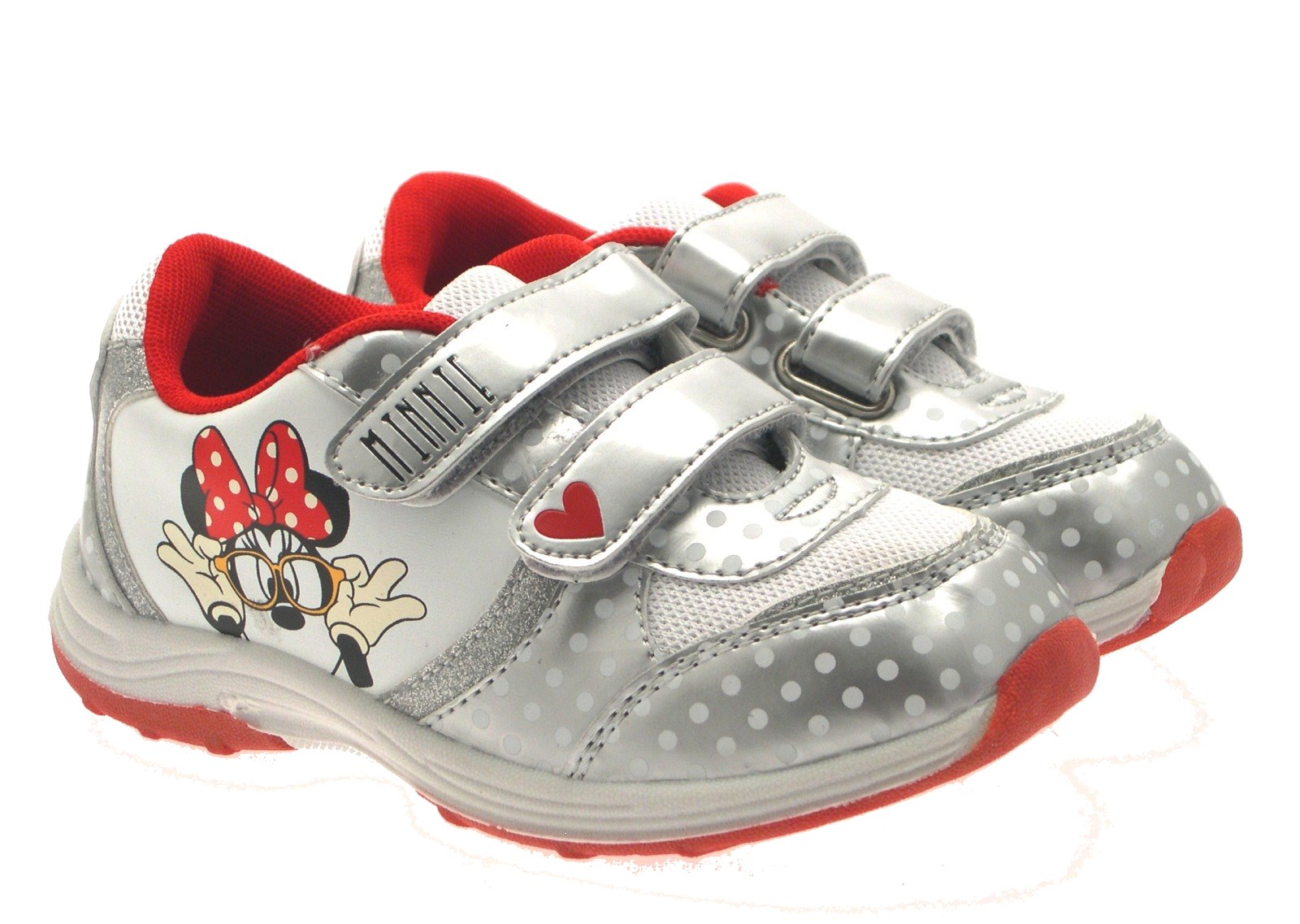 Minnie Mouse Flat Shoes For Girls Size