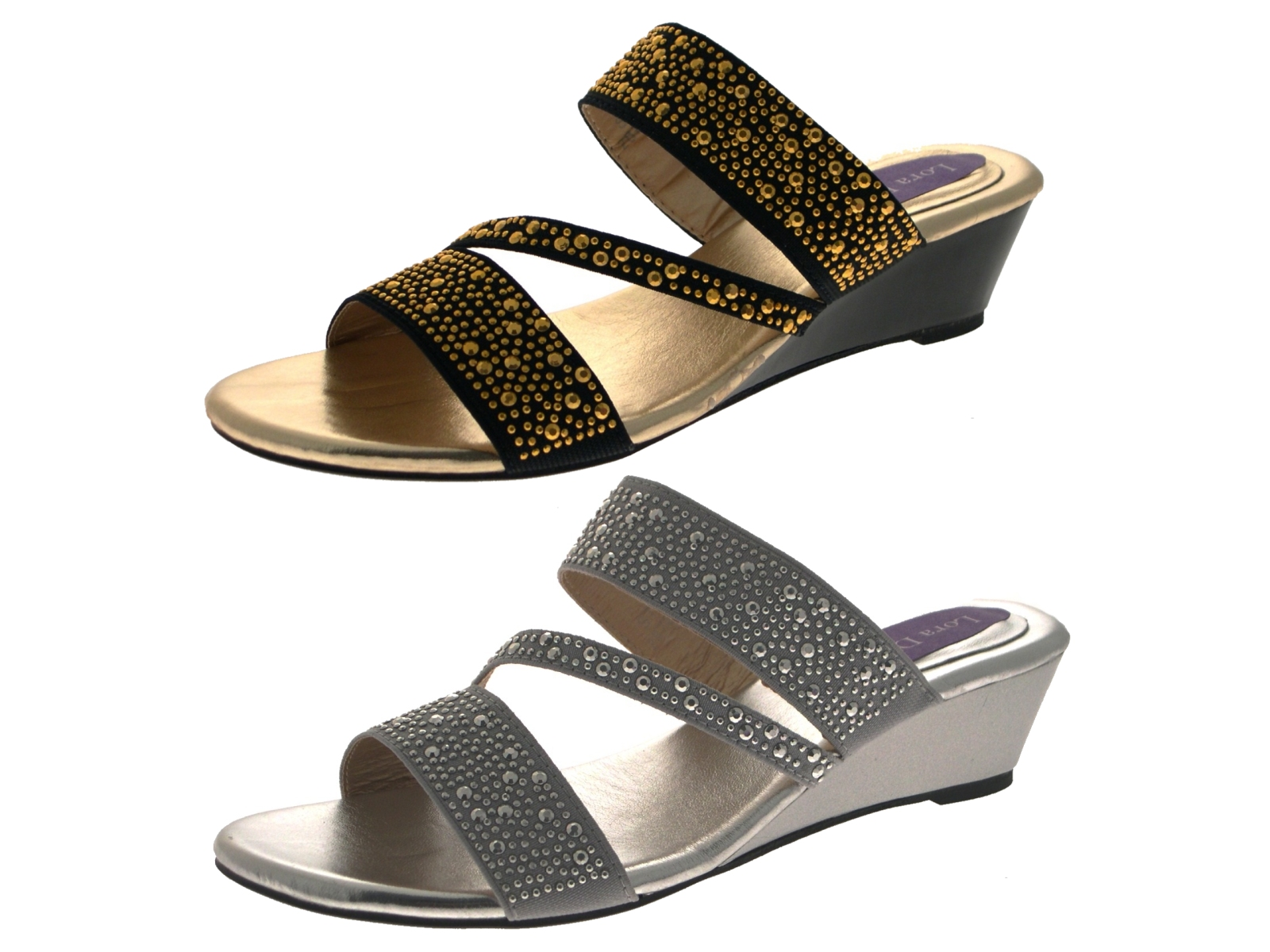 Elegant  Womens Shoes Slides Mules Brown Leather Casual Comfort Clogs  EBay