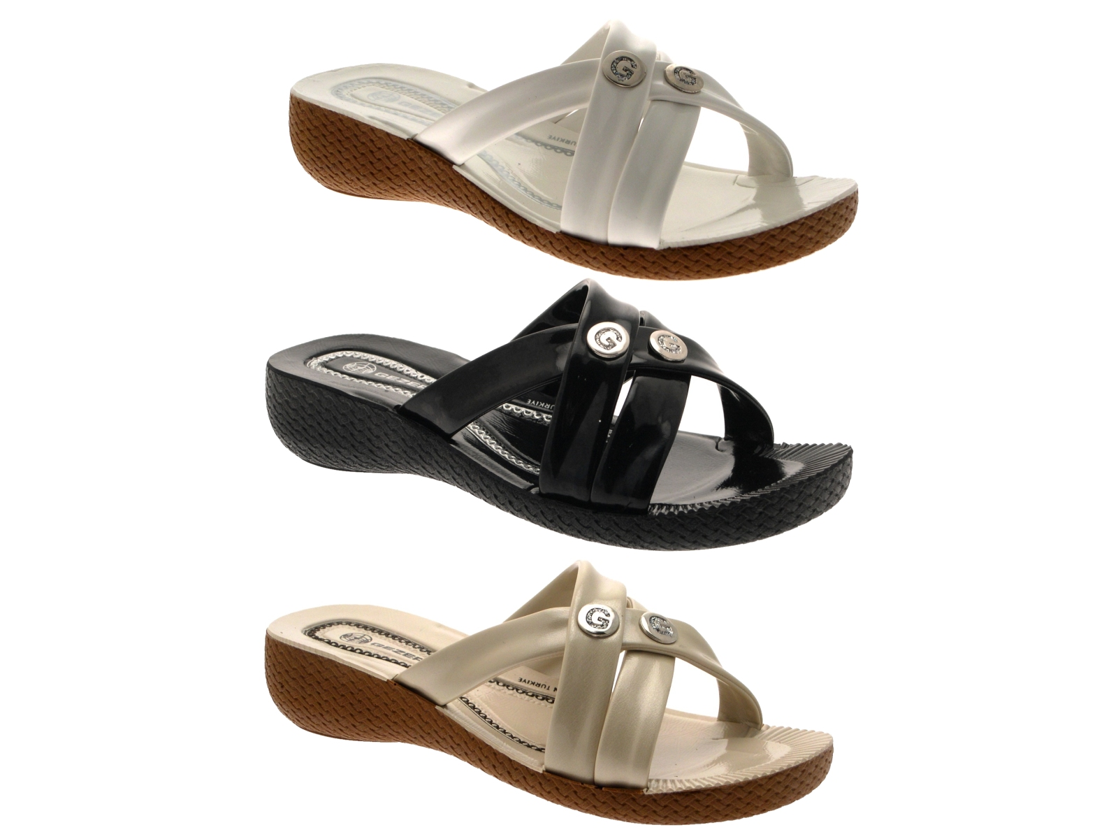 Awesome Rieker Neopolitan | Womenu0026#39;s Comfortable Sandals In Taupe | Mozimo
