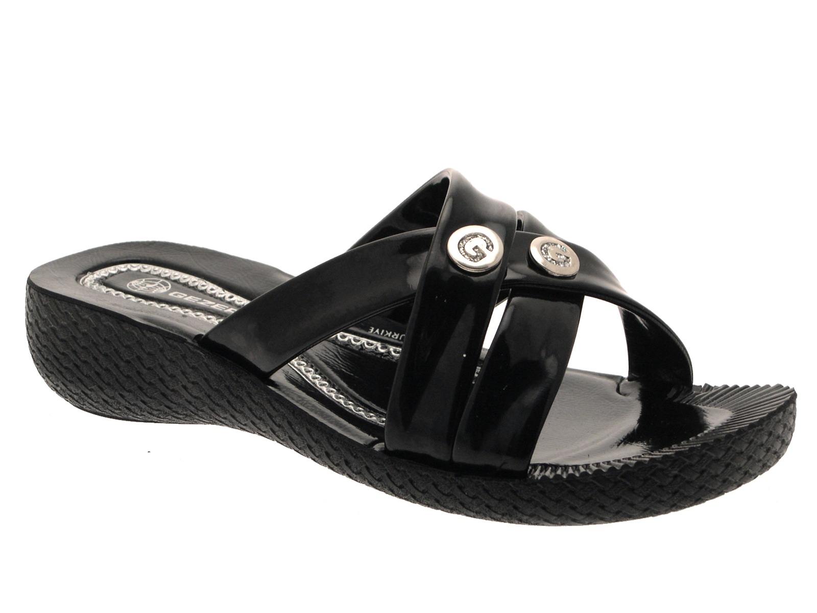 Black sandals uk