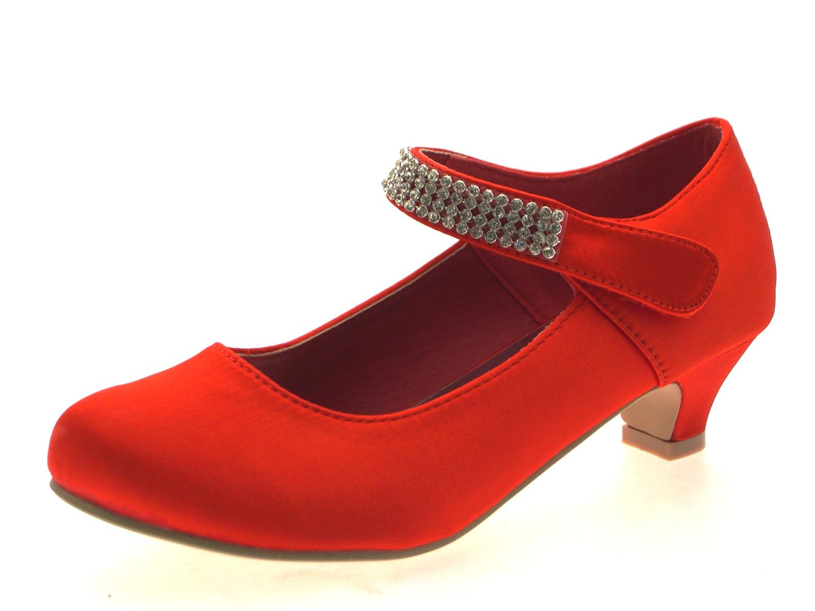 Kid High Heel Shoes Size
