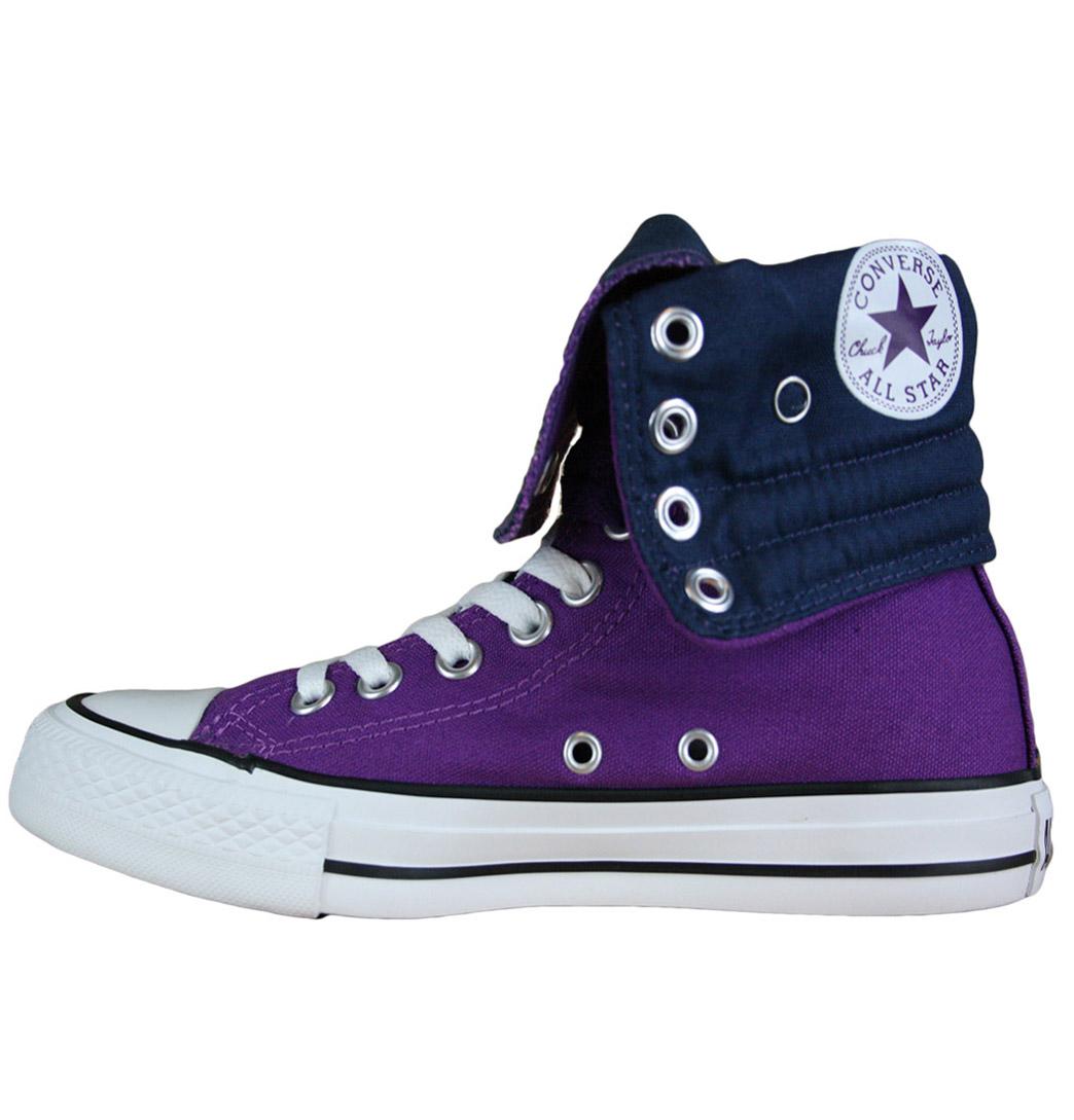 Converse-CT-All-Star-128733C-Ankle-Hi-Spec-Ladies-Trainers-AW11-Purple-Magic