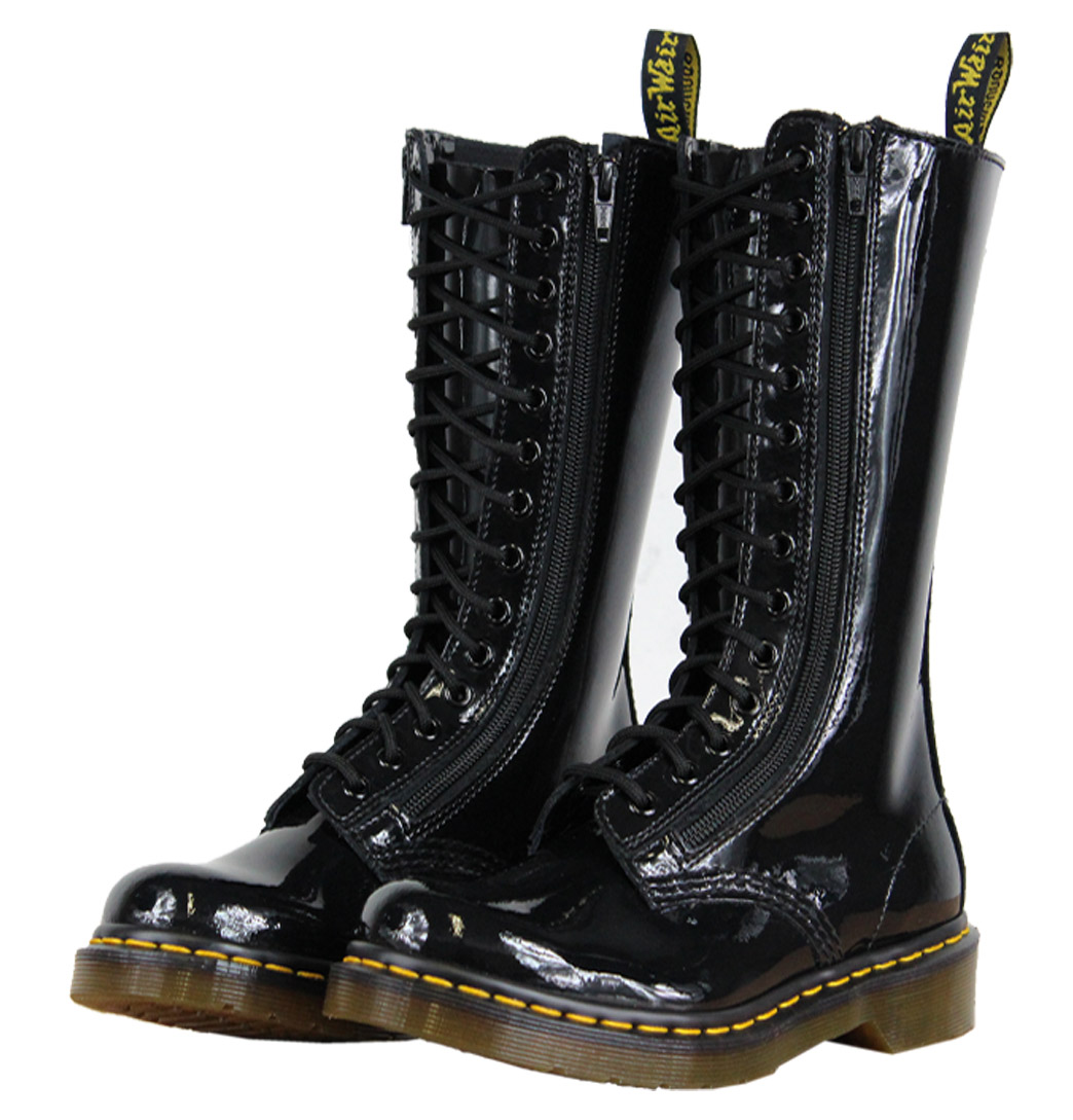 Details about Dr Martens 9733W 11852002 Womens Mid-Calf Boots Black ...