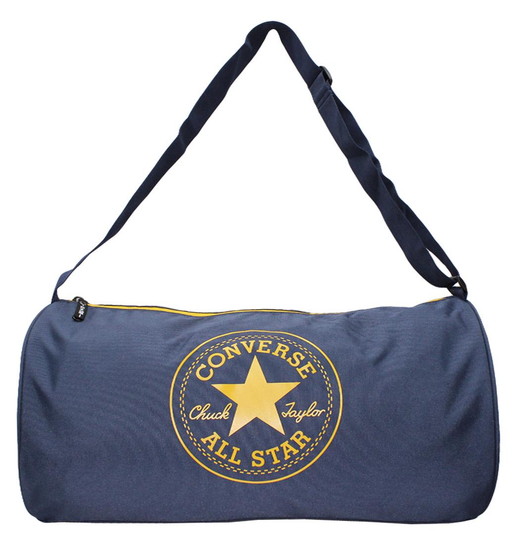 c8c06444df5e Clothing - Converse 410460 Standard Duffel Poly Shoulder Bag AW13 Navy .