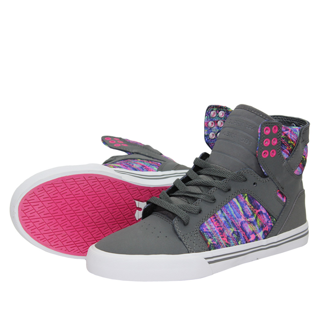 Womens Supra High Tops