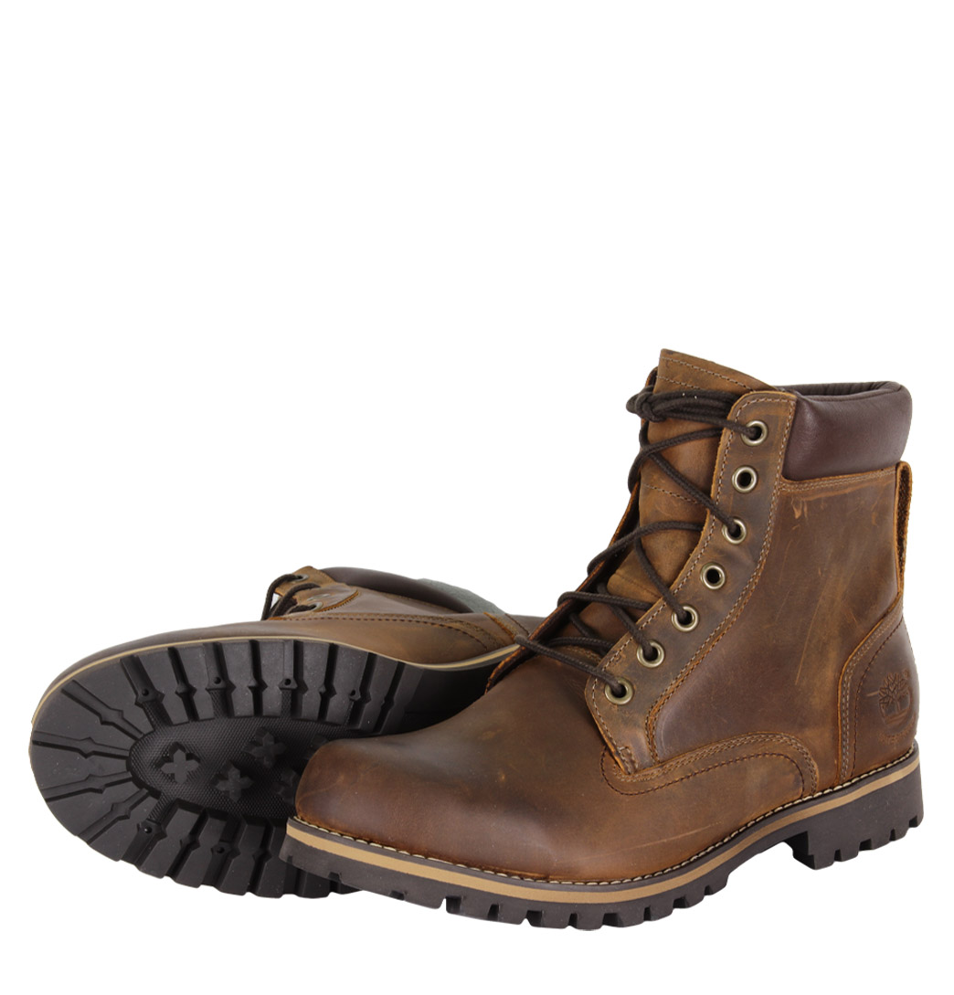 Mens Brown Boots - Cr Boot