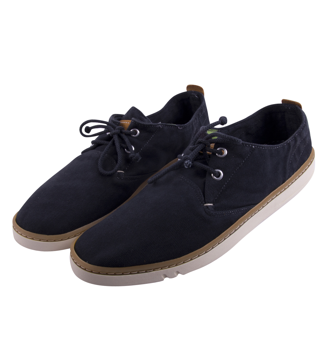 5449R Earthkeepers Hookset Mens Canvas Shoes Black Enlarged Preview