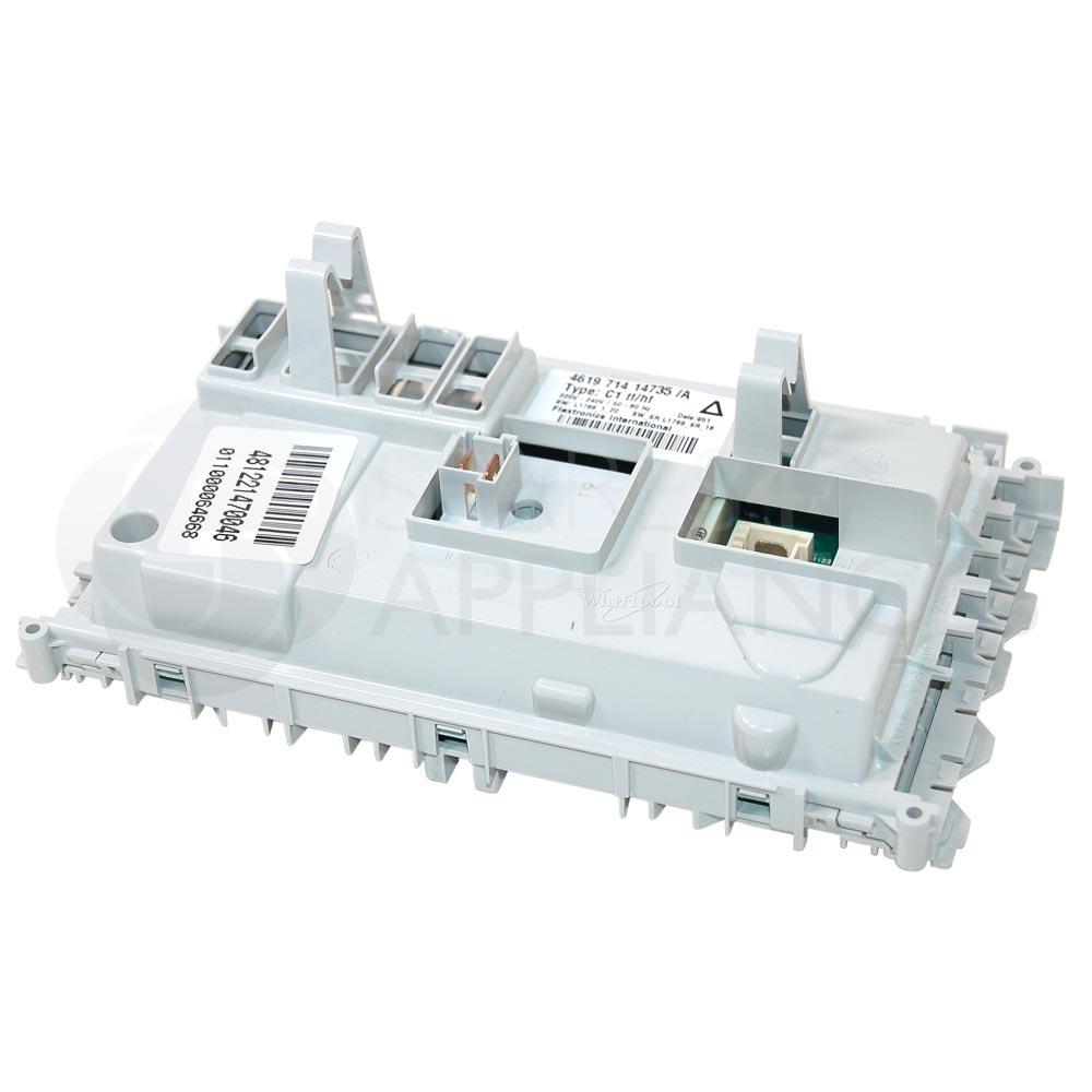 Washing Machine Controls : Genuine whirlpool washing machine control module