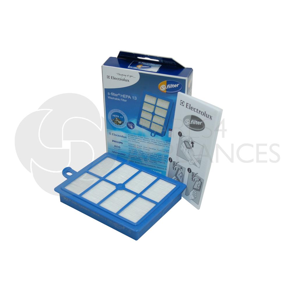 genuine electrolux staubsauger waschbar hepa filter efh13w 9002564053 vergr erte vorschau. Black Bedroom Furniture Sets. Home Design Ideas
