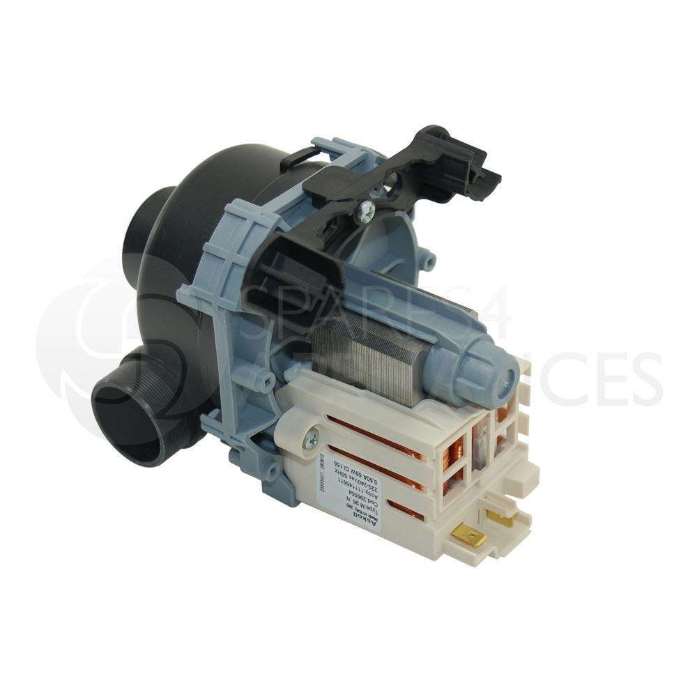 Genuine Electrolux Dishwasher Circulation Pump Wash Motor