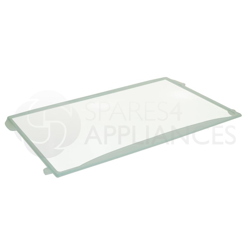 original whirlpool k hlschrank gefrierschrank glasablage 481245088214 ebay. Black Bedroom Furniture Sets. Home Design Ideas