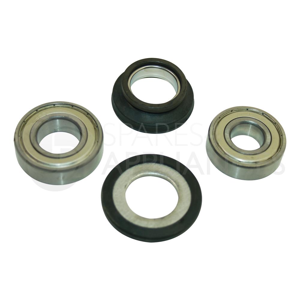 Drum bearing seal kit for smeg washing machine ebay for Washing machine motor bearings