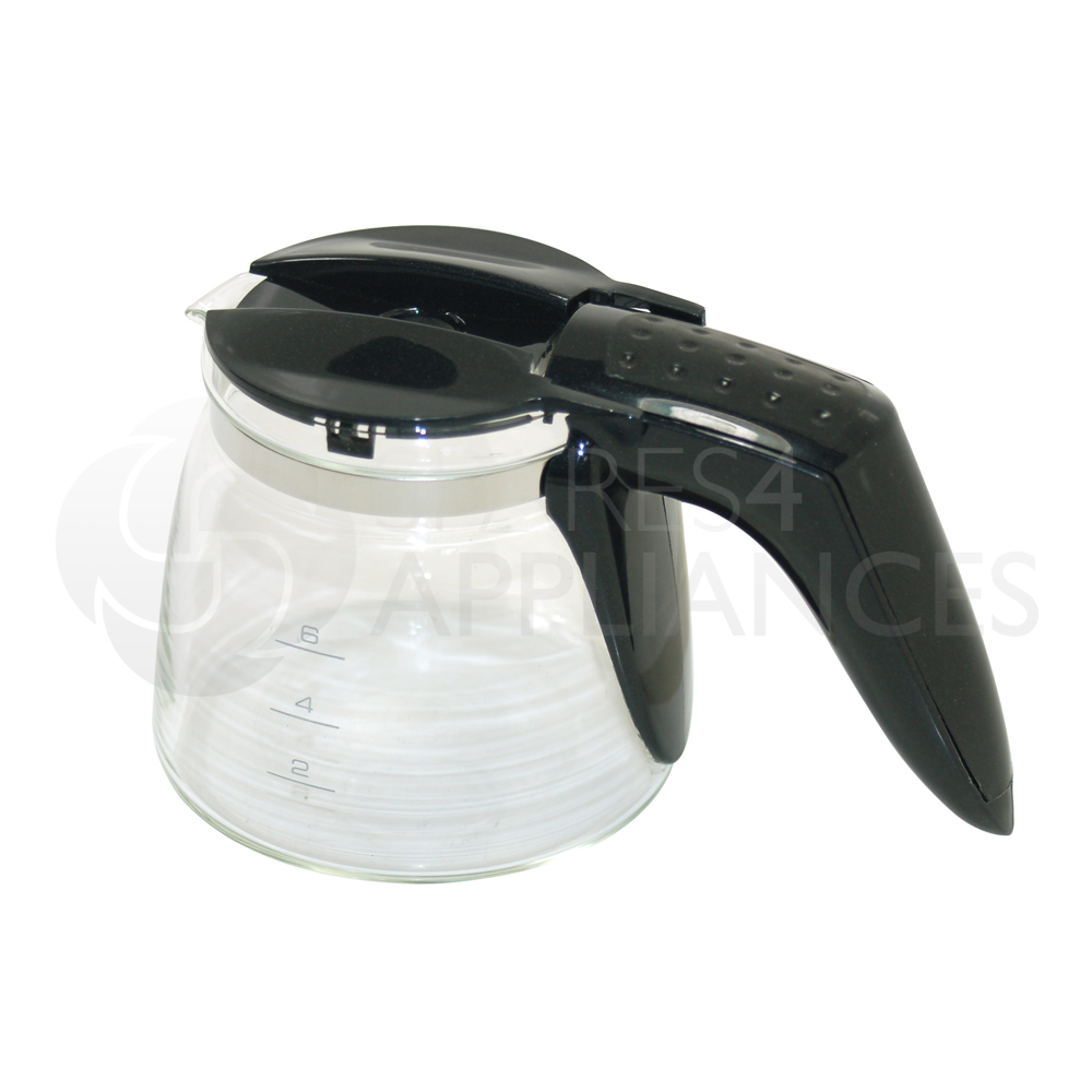 Morphy Richards Coffee Maker Model 47004 : Genuine MORPHY RICHARDS Coffee Maker Espresso JUG WITH LID 10007 Enlarged Preview