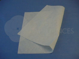 Genuine Indesit New World Ariston Cooker Hood Grease Filter C00076031 Enlarged Preview