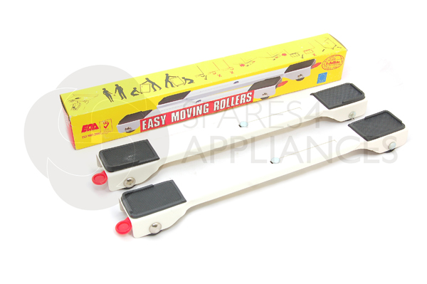 Brand New  Heavy Appliance Easy Moving Rollers Enlarged Preview