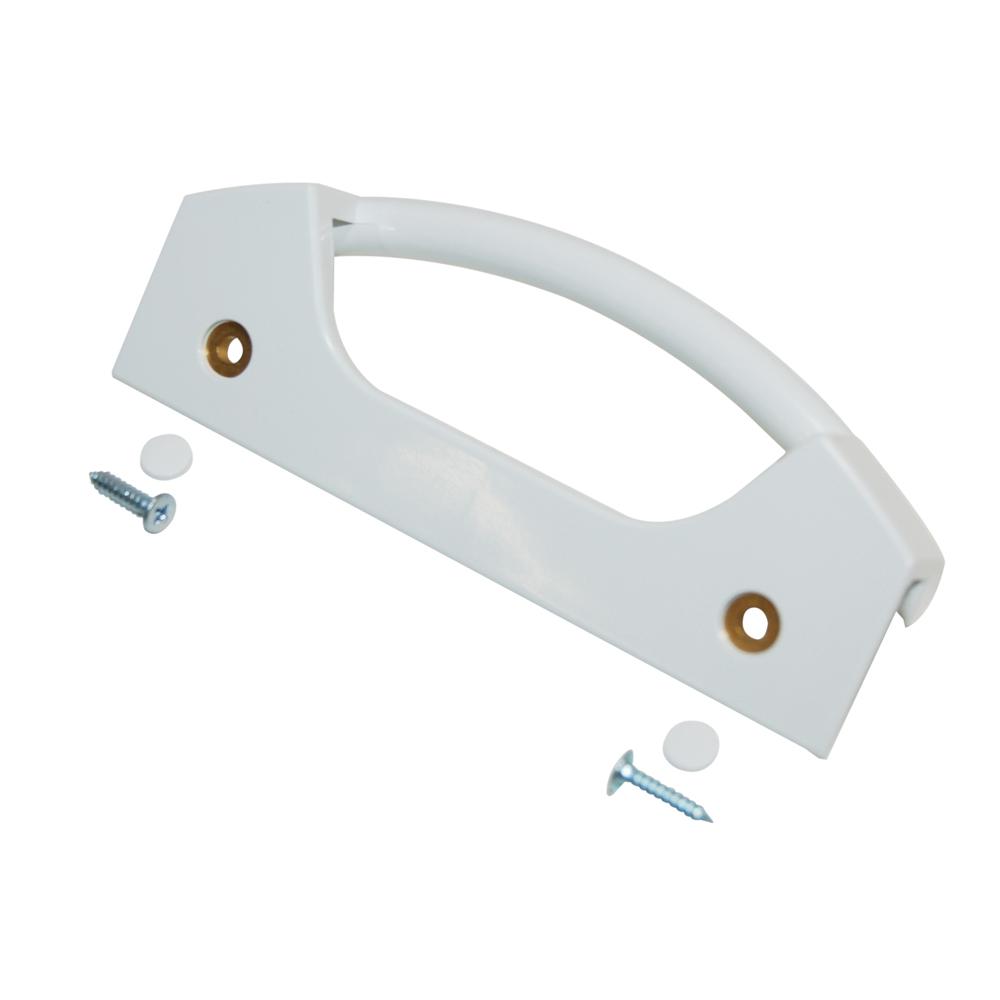 Genuine Bosch Kge Series Fridge Freezer White Door Handle