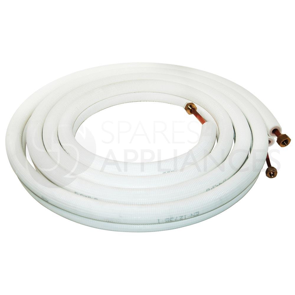 Climatisation universelle isol e 5m 41000 tube 41124 ebay for Appareil de climatisation maison