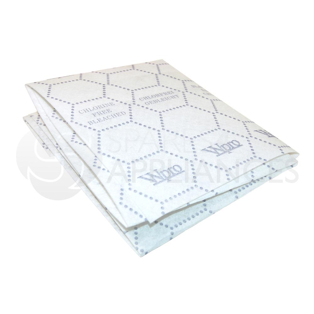 original whirlpool dunstabzugshaube fett papierfilter 480181700643 ebay. Black Bedroom Furniture Sets. Home Design Ideas