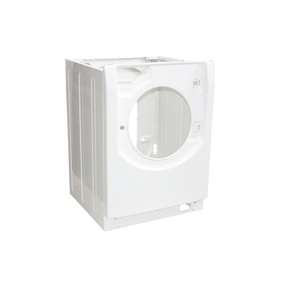 Hotpoint washing machine aq113da697eu cabinet white pw 62 for Kitchen cabinet washing machine