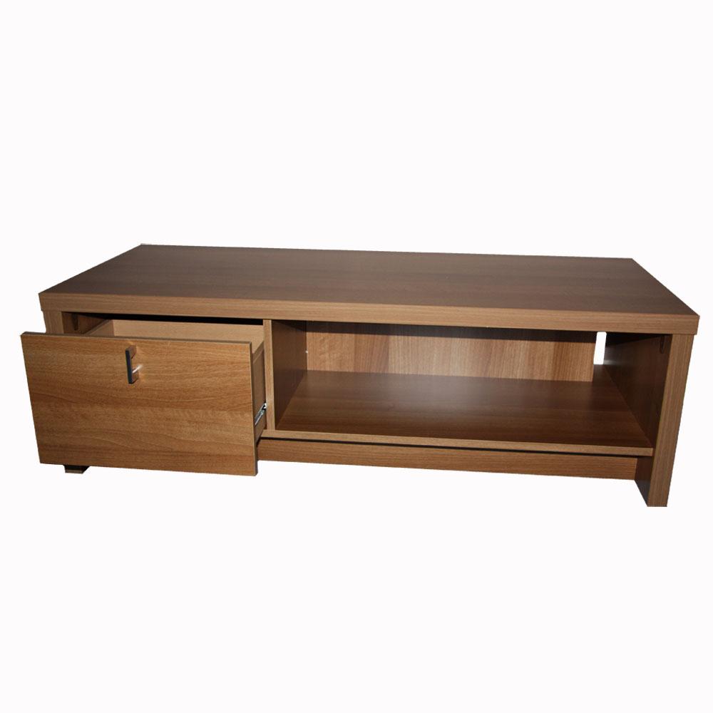 Walnut Effect Coffee Table Hygena Misaki Coffee Table