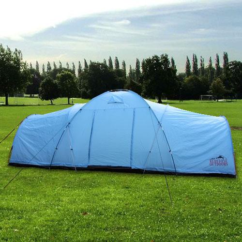 silva 8 tent berth person 2 bedroom pod family