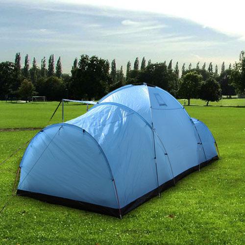 Silva 8 Man Tent Berth Person 2 Bedroom Pod Family