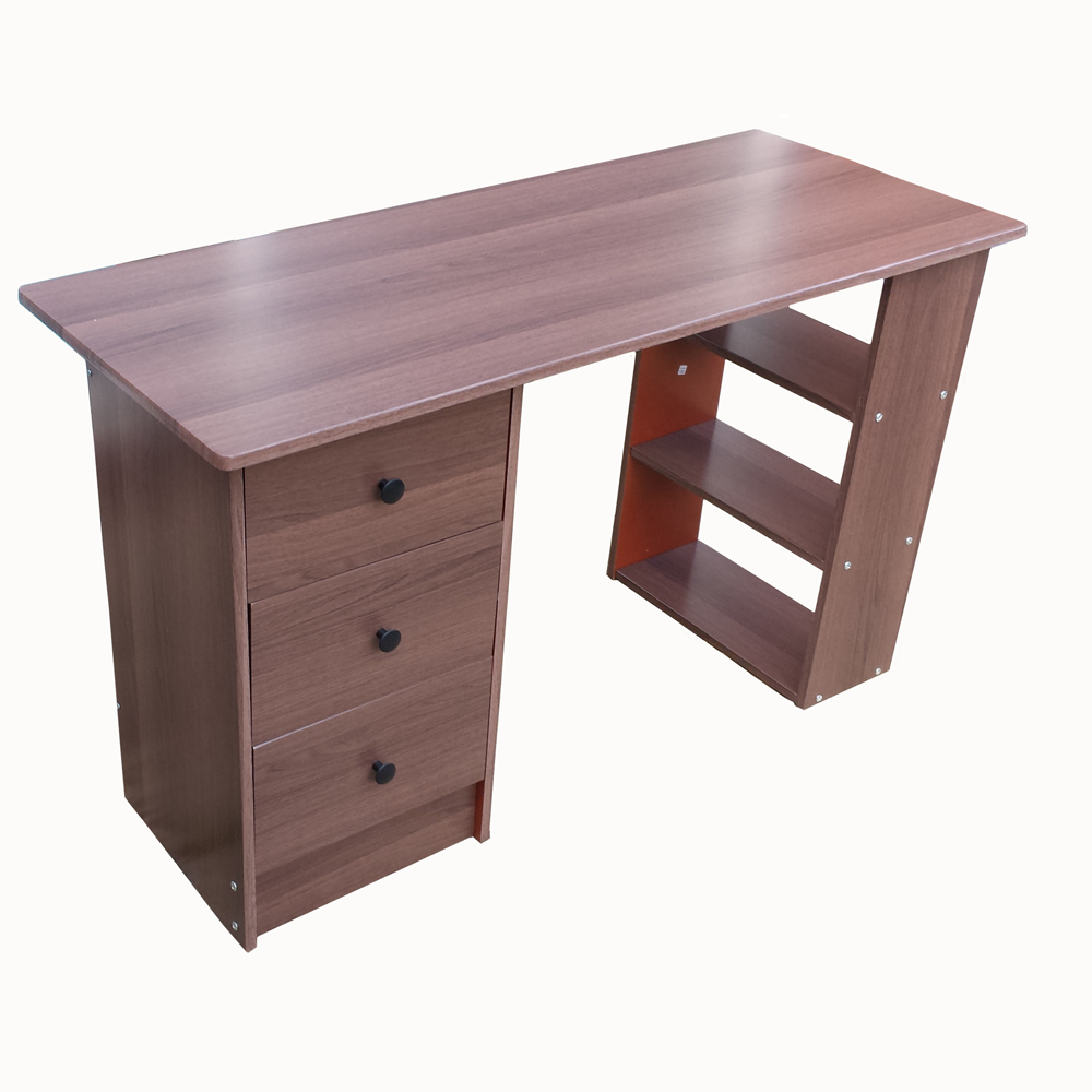 3 tiroirs meuble d 39 ordinateur maison bureau table for Meuble bureau a tiroirs