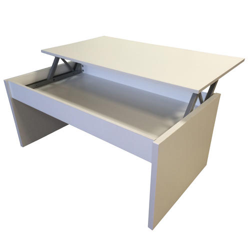 Lift Top Coffee Table With Storage Black White Or Beech Furniture