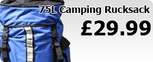 75L Camping Rucksack