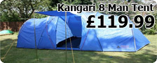 Kangan 8 Man Tent