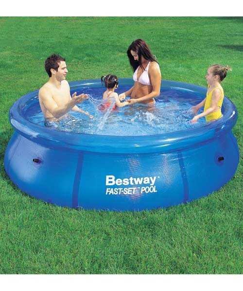 Bestway 8ft swimming pool buy for Bestway swimming pools