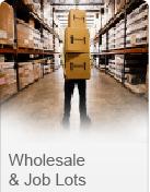 Wholesale & Job Lots