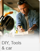 DIY, Tools & Car