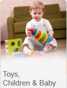Toys, Children & Baby