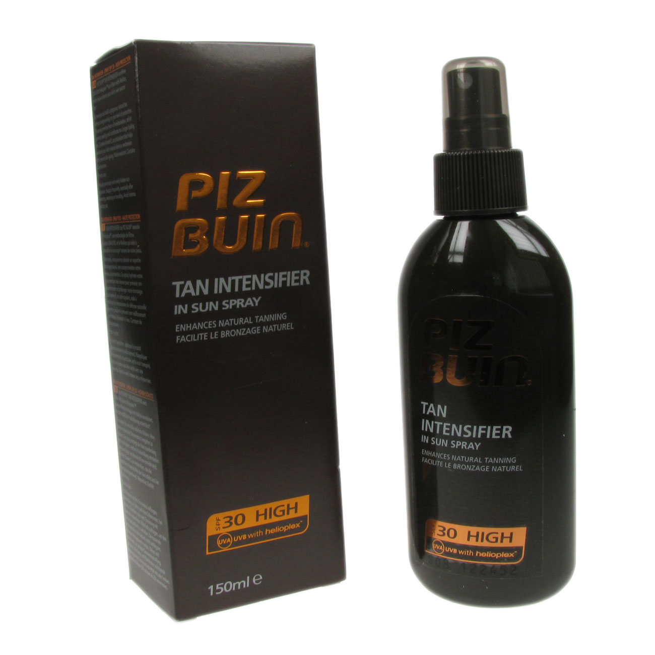 Piz Buin Tan Intense Spray Spf30 150ml Enlarged Preview