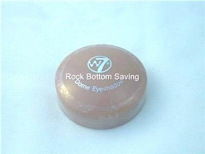 W7 Dome Eyeshadow - 01 LATTE 7g Brand New Sealed Enlarged Preview