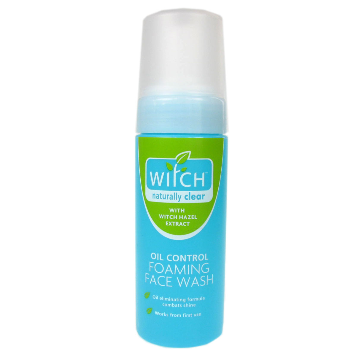 Witch Cleansing Foaming Face Wash Inc Witch Hazel 150ml