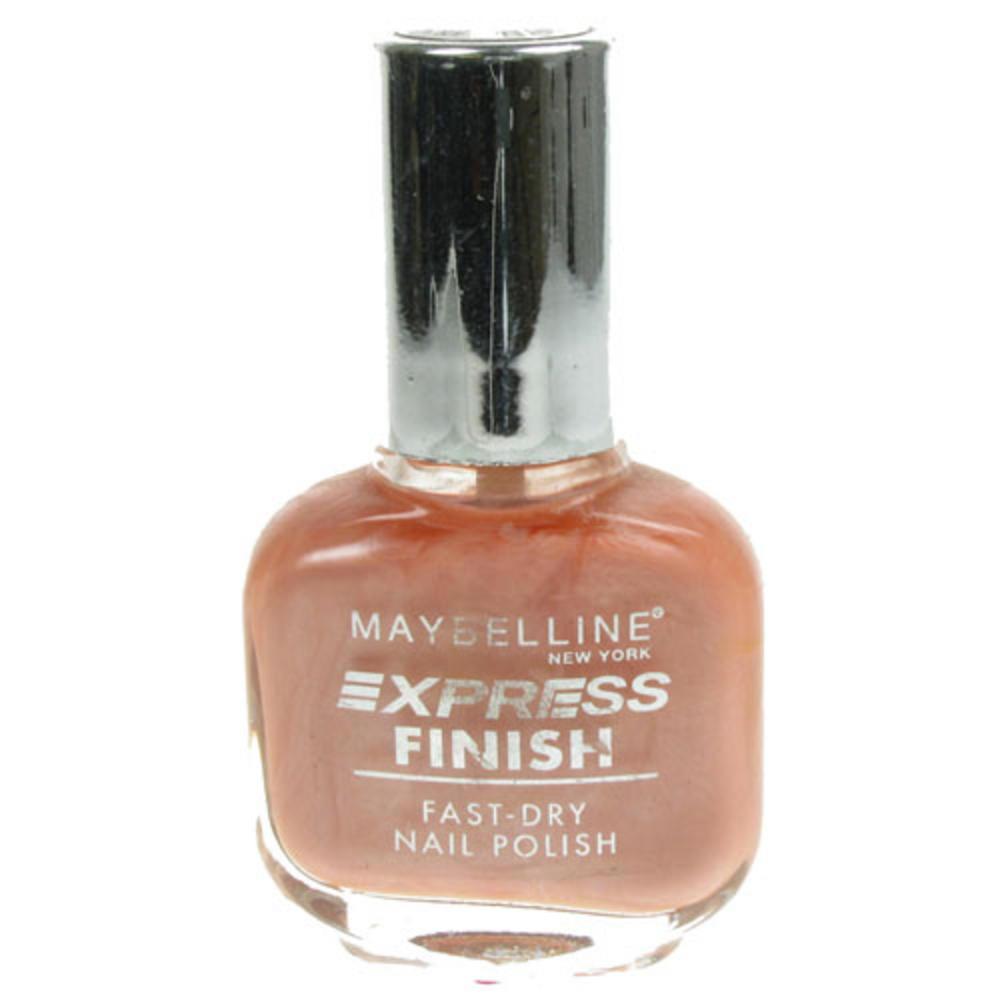 Maybelline Express Finish Nail Varnish POLISH 71 P/PAST