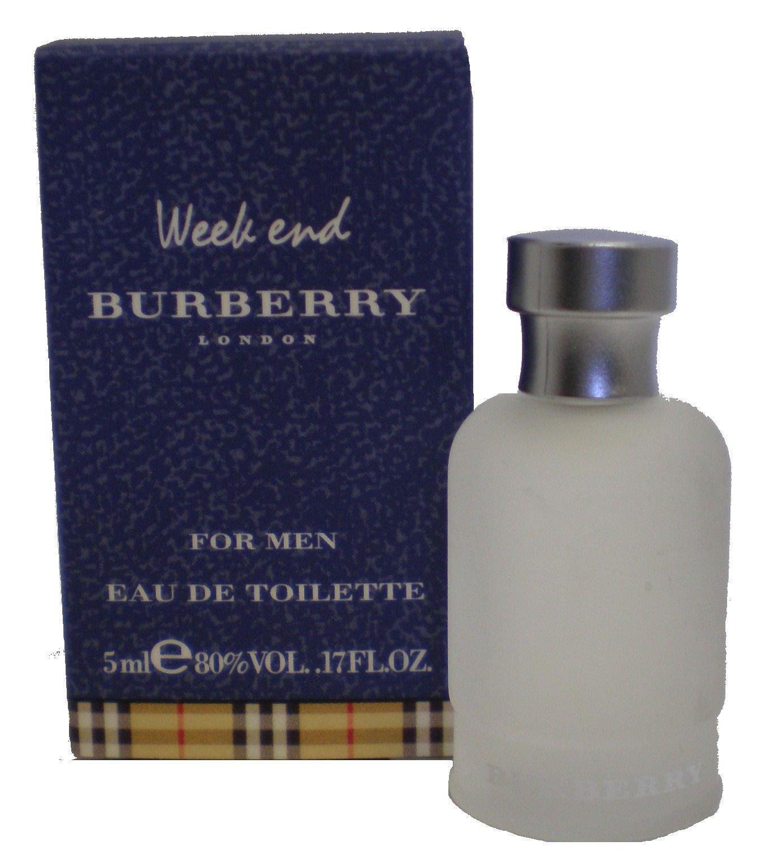 burberry weekend eau de toilette mini 5ml ebay