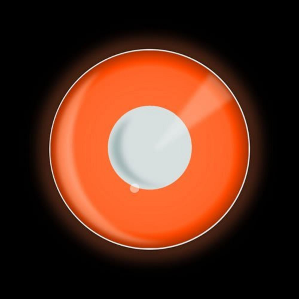 funky eyes 30 day contact lenses 0495 uv orange contact lenses uv orange 120 urban trading. Black Bedroom Furniture Sets. Home Design Ideas