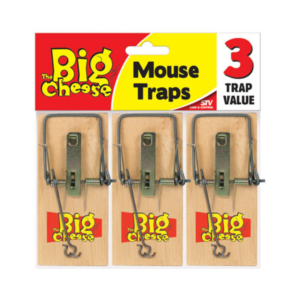 the big cheese mouse trap instructions